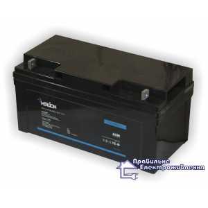 Аккумуляторная батарея MERLION MLB-12-65, 12V, 65AH