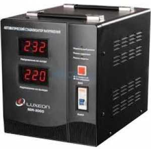 Стабилизатор напряжения Luxeon SDR 3000VA