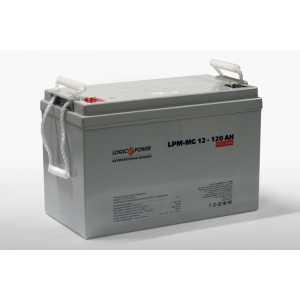 Аккумуляторная батарея LogicPower LPM-MG 12V 120AH