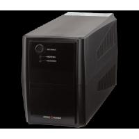 Источник бесперебойного питания LogicPower LPM-625VA, 437 Вт