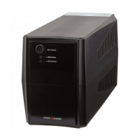 Источник бесперебойного питания LogicPower LPM-700VA (490 Вт)