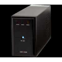 Источник бесперебойного питания LogicPower LPM-625VA-P (437 Вт)