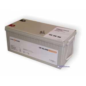 Аккумуляторная батарея LogicPower LPM-GL200-12