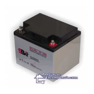 Аккумуляторная батарея Sbat SB 12-40 LL