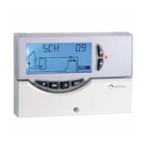 Контроллер для гелиосистем Seitron midi TDST 24M