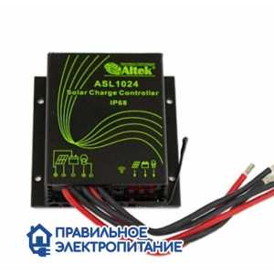 Контроллер заряда ASL1024