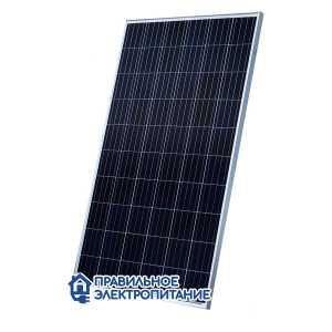 Солнечная панель AmeriSolar AS-6P30 280W, 5bb