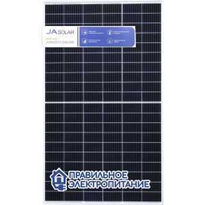 Солнечная панель JaSolar JAM60S10-340/PR