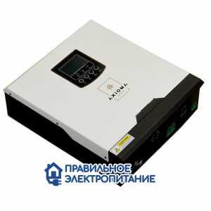 Автономный инвертор Axioma Energy ISMPPT 5000