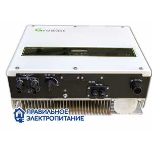 Сетевой инвертор Growatt 5000TL3 S
