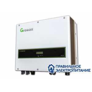 Сетевой инвертор Growatt 12000TL3 S