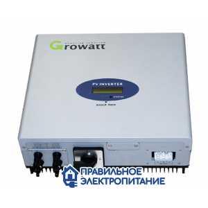 Сетевой преобразователь GROWATT 5000MTL S
