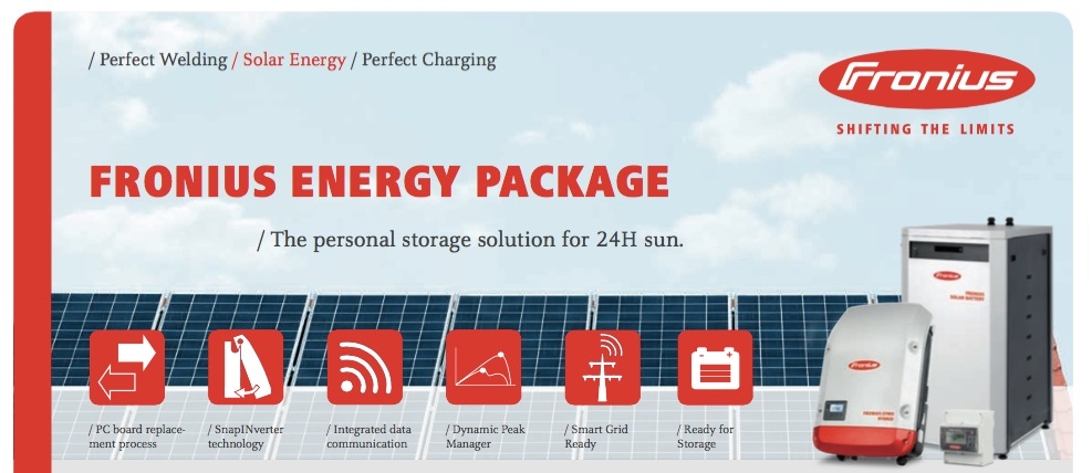 web Fronius Energy Package 24 hrous Of Sun